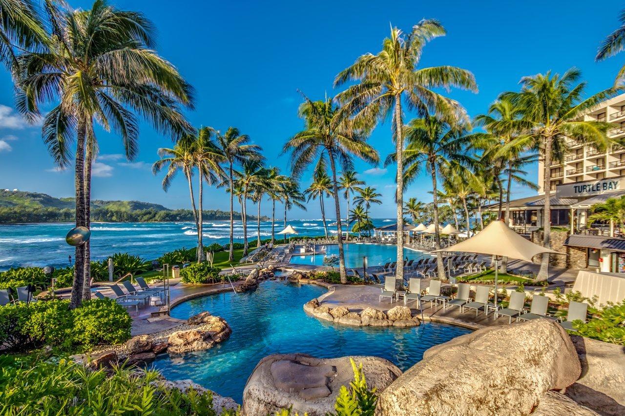 Turtle Bay Resort - Hannah Cote